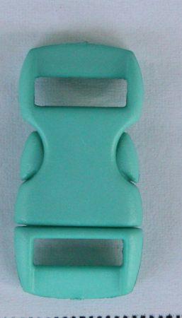 Schnellverschluss - 10 mm - Turquoise