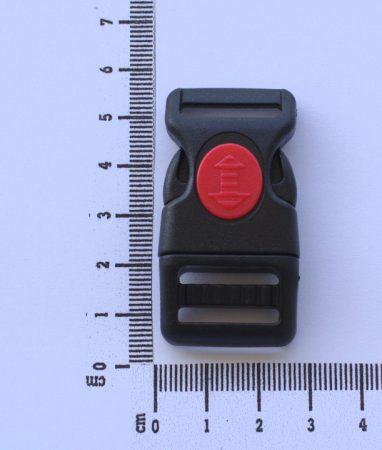 Schnellverschluss - 25 mm - mit Schloss