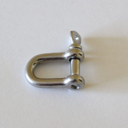 D-Shackle 4mm